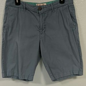Original Penguin blue shorts by Munsingwear 32
